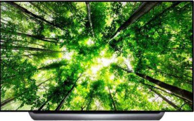 Scherpere kleuren dankzij de LG OLED-tv