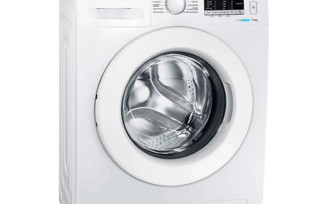 Hoe de Samsung Eco Bubble-wasmachine het verschil maakt