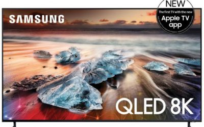 8K UHD-tv's: ongeëvenaarde beeldkwaliteit
