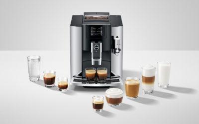 Volautomatische koffiemachine JURA E8: een revolutie in de koffiepot