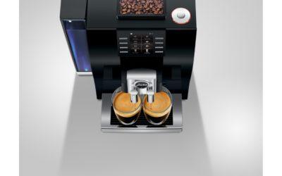 De JURA Z6, een innovatief, volautomatisch koffieapparaat