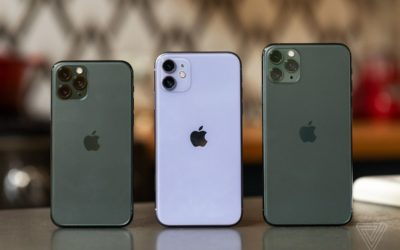 De iPhone 11, de nieuwe ster aan het Apple-firmament