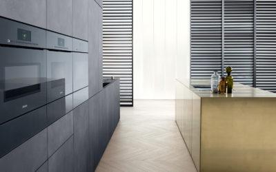 BlackLine-oven: comfortabel koken met klasse