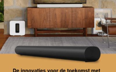Sonos Arc, Five en Sub: ongeëvenaarde geluidskwaliteit