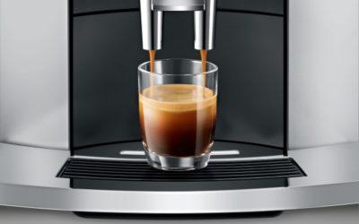 De espressomachine E6 Jura: heerlijk genieten van elk koffiemoment